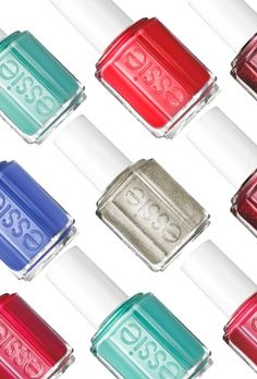 Essie Winter Collection Nail Polish, $8 each, 6 Products We're Currently Obsessed With