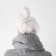 White Hair Dye: How to Dye Your Hair White  #blonde #White #Hair #Dye