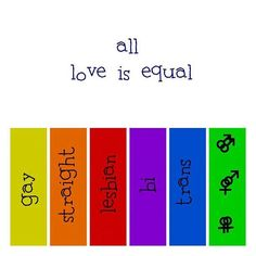 Love is Equal