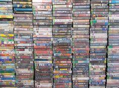 Kupię stare - kasety Video VHS z filmami - Opole - AlleOpole.pl (Opole ul. Sieradzka 3)