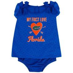 NCAA Florida Gators Colosseum Girls Newborn & Infant My First Love Bodysuit