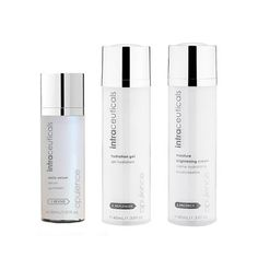Opulence 3 Step Layering Set Intraceuticals Official | Specialists in Oxygen, Skincare and Brightening products