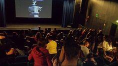 Cine en el teatro Juan del Enzina. Universidad de Salamanca.