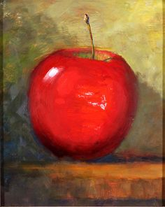Apple Still Life | Oil