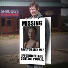 Call Pookie! Lol I love this