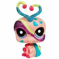 Littlest Pet Shop Shimmer N Shine Figure #2151 Love Bug by Hasbro. $8.90. Lovebug Ultimate Pet $2154. Includes Hard Plastic Purse with handle. Pets have Glitter and Sparkle. Brand New Series of Pets!. This little pet is as fancy as can be and cant wait to play with you! This love bug pet will make an adorable and shimmery addition to your collection. You and your new pet will have all kinds of fun together! Little Pet Shop, Little Pets, Shimmer N Shine, Sparkle, Lps Pets, Lps Littlest Pet Shop, Birthday Wishlist, Love Bugs, Rainbow Loom