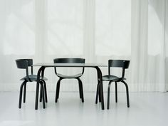 Industrial bar stool and table