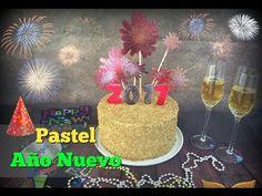 Pastel Para Despedir El Año Facil Y Exquisito - YouTube