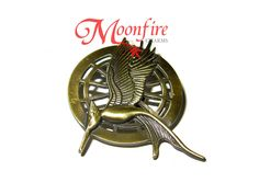 THE HUNGER GAMES: CATCHING FIRE Mockingjay Pin Badge