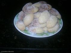 Receita de Biscoitos Monteiro Lopes