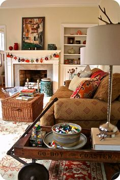 client living room ....