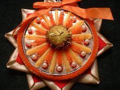 juice can lid ornament