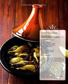 Le plat à tajine Le Creuset dans le magazine Maisons Cosy de mars-avril 2013