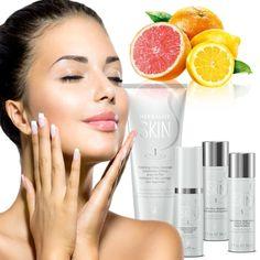 Linea completa per la nutrizione della pelle a base di elementi botanici con 15 vitamine