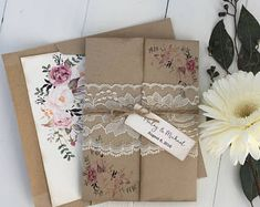 Bilderesultat for bohemian wedding invitation