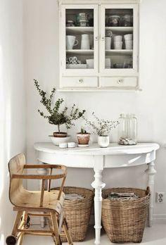 Kaunis pöytä!