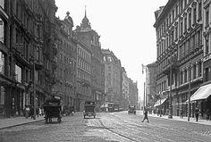 Mariahilfer Strasse 1913