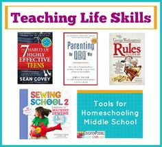 Teaching Life Skills - Books recommended by Education Possible