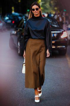 Milan Fashion Week Street Style 2017 | British Vogue