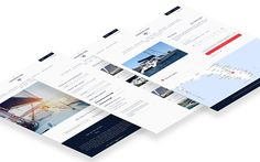 The Yachtsetter Website | Anagrama