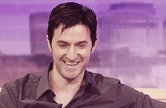 gif set of Richard smiles.  I just smiled the whole time I looked at these!