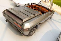 1980 Lamborghini Athon Speedster Concept