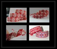 bracelet martenitsa Baba Marta, Bulgarian, March, Seasons, Traditional, Bracelets, Bulgarian Language, Seasons Of The Year, Bracelet