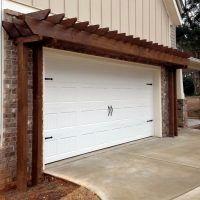 Garage Door Colours Ideas And Pics Of Garage Doors Rockford Il Garagedoors Garageorganization G Garage Door Design Garage Door Decor Garage Decor