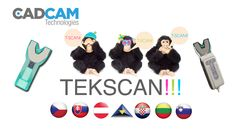 T-SCAN distribution countries of CAD&CAM Technologies Prague
