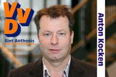 VVD Sint Anthonis. Lijst 3, Kandidaat 6: Anton Kocken.