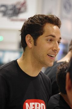 Zachary Levi at ComicCon 2010 by LKEPhotography