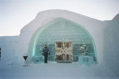 Ice Hotel -Sweden