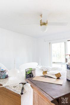 modern ceiling fan light wood mid century harbor breeze avian