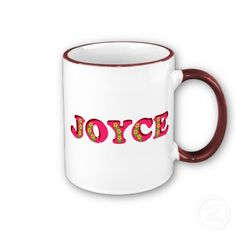 cup of Joyce