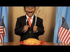 Ребенок-президент-негр жжет (Kid President)