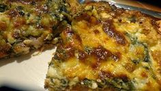 Ελληνικές συνταγές για νόστιμο, υγιεινό και οικονομικό φαγητό. Δοκιμάστε τες όλες Cookbook Recipes, Cooking Recipes, Healthy Recipes, Different Recipes, Other Recipes, Cetogenic Diet, Fast Easy Meals, Spinach Recipes, Pizza