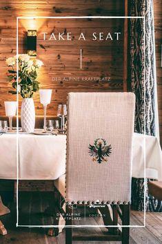 Unser Restaurant in der Cocoon Alpine Boutiqe Lodge