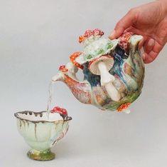 Ceramic Clay, Ceramic Pottery, Porcelain Ceramic, Slab Pottery, Pottery Vase, Ceramic Bowls, Cerámica Ideas, Mug Design, Inspiration Design