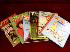 65) Collection of vintage annuals including Dean's Lucie Attwell (6) Est. £10-£20