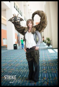 Wizard World Comic Con Willow Blinking Puppet! by Wood-Splitter-Lee.deviantart.com on @DeviantArt
