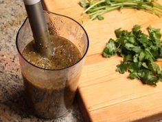 Charred Salsa Verde: The One Salsa to Rule Them All Mexican Salsa Verde, Mexican Salsa Recipes, Vegan Gluten Free, Vegan Vegetarian, Salsa Verde Recipe, Oven Racks, Serious Eats, Food Processor Recipes