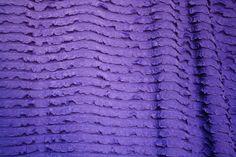 Mini Purple Ruffle
