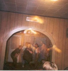 Ghost Pictures: Man Behind a Girl Ghost Picture