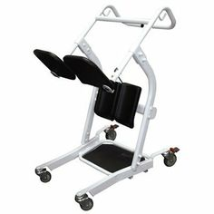 Lumex Stand Assist Patient Transport - LF1600 by Lumex. $961.49. LF1600 Features: -Stable base with locking rear casters.-Padded dual knee pads and seat pads for comfortable transport.-Fits easily through narrow doorways.-Affordable alternative to electric sit-to-stand lifts.-Weight capacity: 400 lbs. Dimensions: -Overall dimensions: 42.5'' H x 25'' W x 33.5'' D.