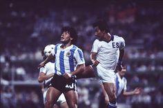 Argentina 2 El Salvador 0 (Copa del Mundo España 1982,Estadio José Rico Pérez,Alicante,23/06/1982)