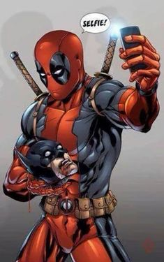 Deadpool vs Batman #01
