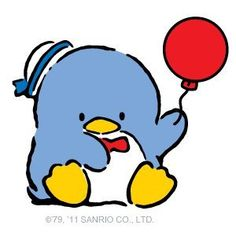 My love of penguins started when I was a little girl thanks to Chilly Willy & Tuxedo Sam =)