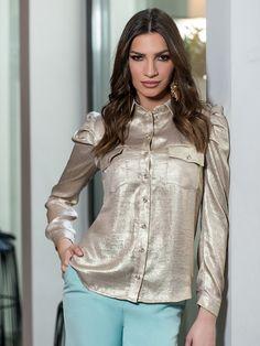 Fashion Boutique, Ruffle Blouse, Tops, Women, Woman