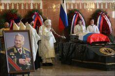 Russian Funerals: Black Bread and Vodka #blogpost #russia #funerals