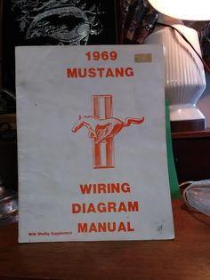 Mustang Lot (Manual , Car Ornaments, Etc.)